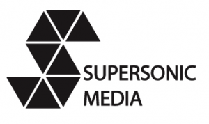Supersonic Media Logo